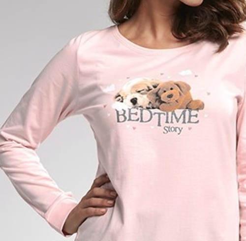 Dámské pyžamo s  dětským motivem