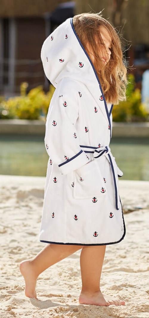Dívčí námořnický župan