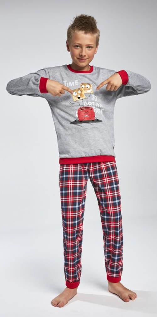 Klučičí pyžamo Cornette Breakfast