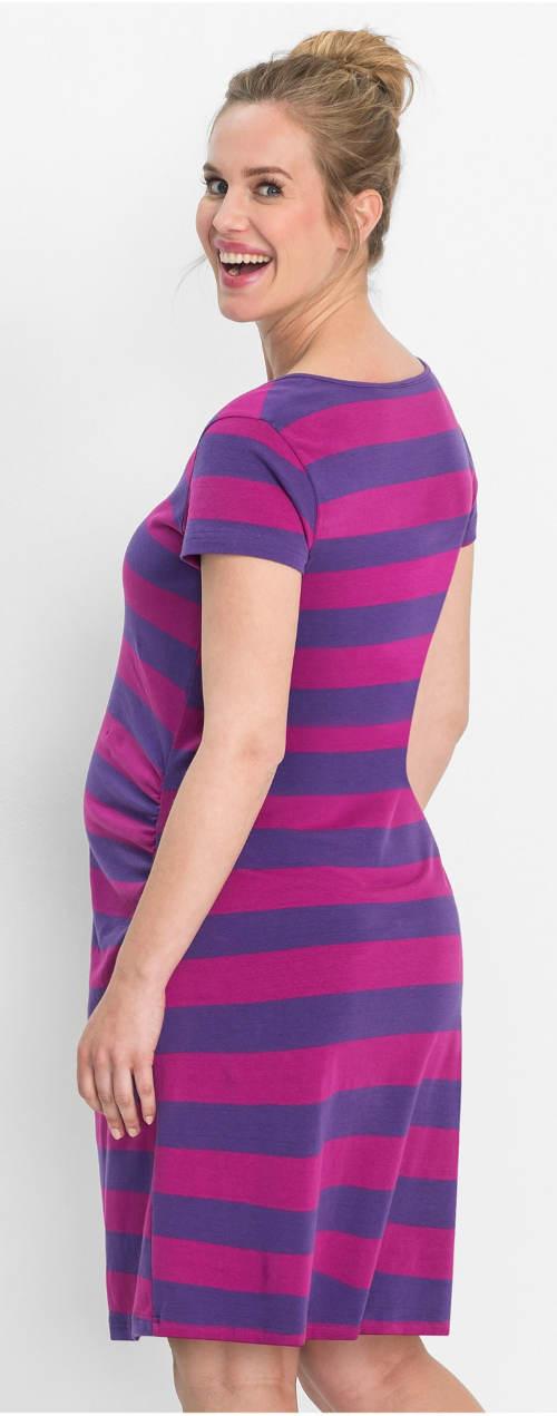 Bavlněná košilka pro těhotné