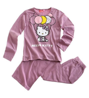 Dětské pyžamo HELLO KITTY