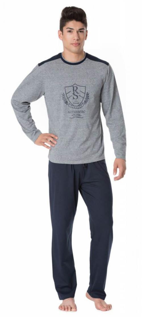 Kvalitní pyžamo značky Rossli pro muže