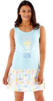 Dámské pyžamo nositelné i jako letní šaty