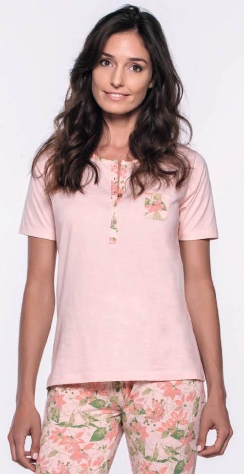 Luxusní dámské pyžamo softcotton