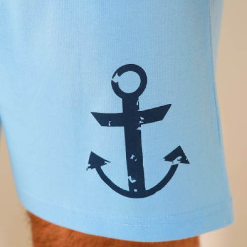 námořnické pánské pyžamo