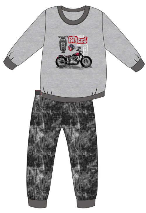 Pyžamo pro manžela motorkáře
