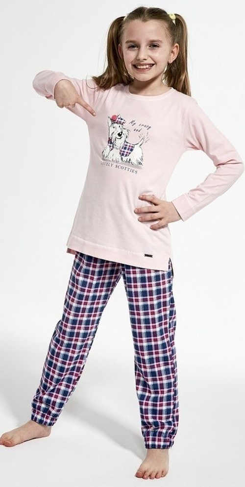 Komfortní pyžamo pro mladé slečny