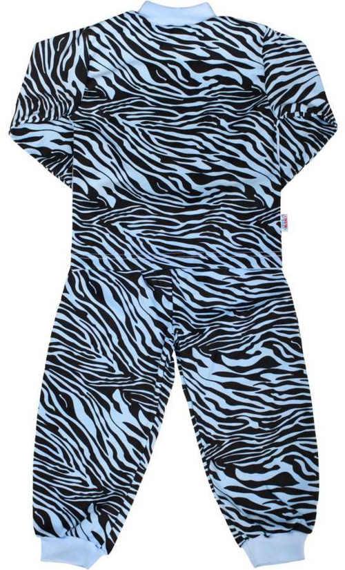 Klučičí pyžamko zebra