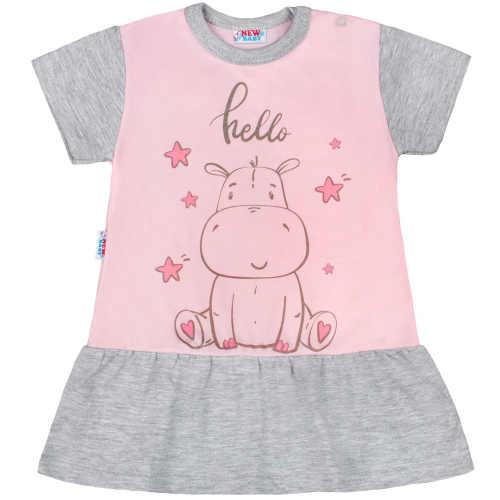 Noční košilka pro nejmenší holčičky