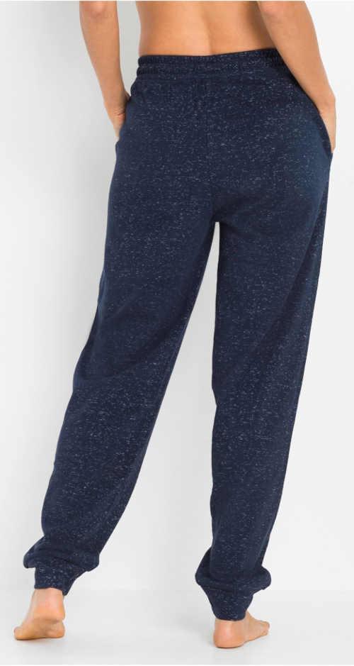 pyžamové kalhoty ke stažení v pase