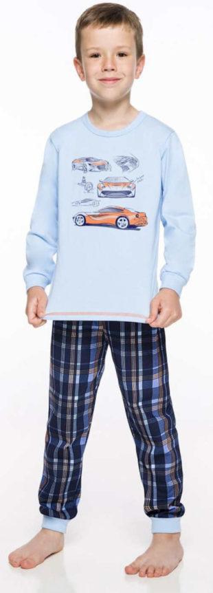 Klučičí pyžamo s auty