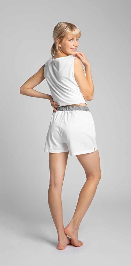 pyžamové kraťasy z kvalitní bavlny