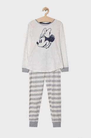 Dětské bavlněné dlouhé pyžamo s obrázkem Minnie