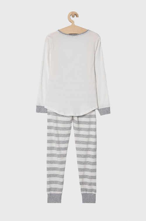 bavlněné dlouhé dětské pyžamo