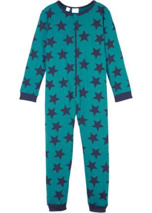 Dětský bavlněný overal na spaní s potiskem pro chlapce